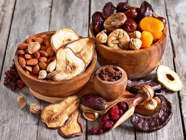 Trái cây sấy khô có tốt không? Có nên ăn trái cây sấy khô không
