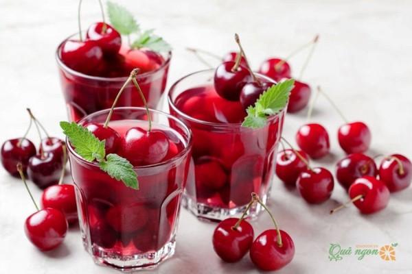 Những lưu ý khi ăn cherry để không ảnh hưởng đến sức khỏe bạn nên biết