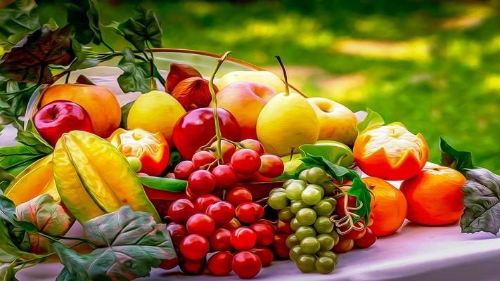 Ăn trái cây có tốt không - Nên ăn bao nhiêu trái cây một ngày là đủ