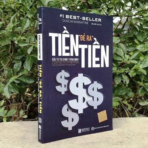 Review sách Tiền đẻ ra tiền - Bí quyết đầu tư tài chính thông minh nhất