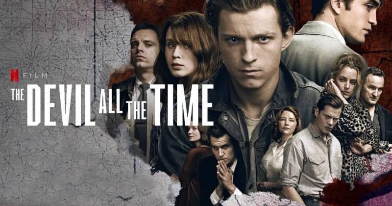Review phim The Devil All The Time – Vùng đất tội lỗi