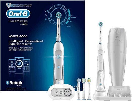 ReviewBàn chải điện Oral-B -Bàn chải điện Oral-B có tốt không?