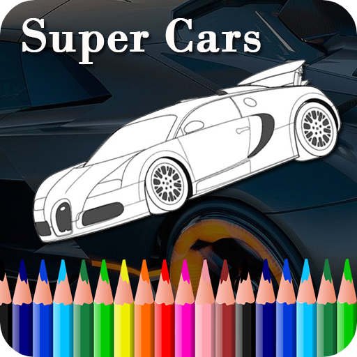 The best Cars coloring books - Click to download now