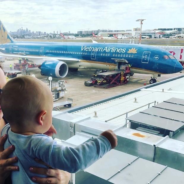 Giá vé máy bay của trẻ em được tính như thế nào?