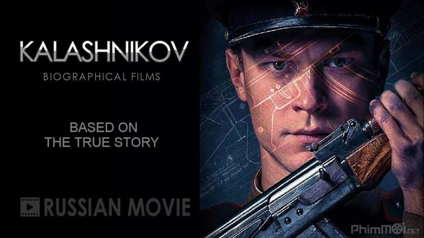 Review phim AK 47 – Kalashnikov (2020) – Chuyện về vũ khí huyền thoại