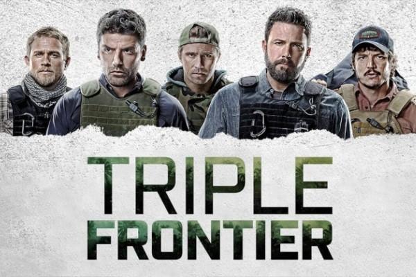 Review phim Triple Frontier – Băng cướp bất đắc dĩ