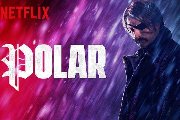 Review phim Polar – Sát thủ tái xuất thú vị và hấp dẫn