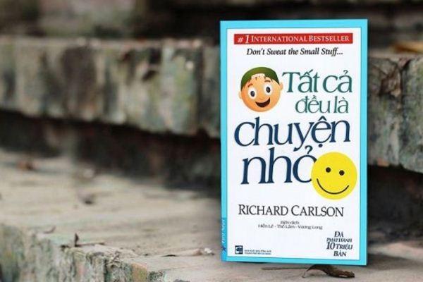 Review sách Tất cả chỉ là chuyện nhỏ, tác giả Richard Carlson