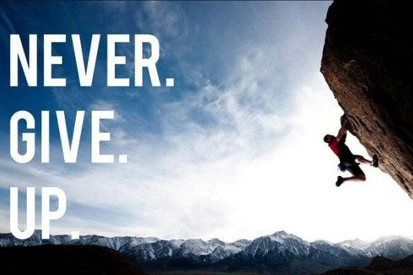Không phải đường đến thành công quá dài - Mà là người có thể kiên trì quá ít