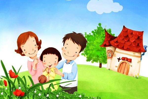 Những cách đơn giản giúp tình cảm gia đình thêm gắn bó