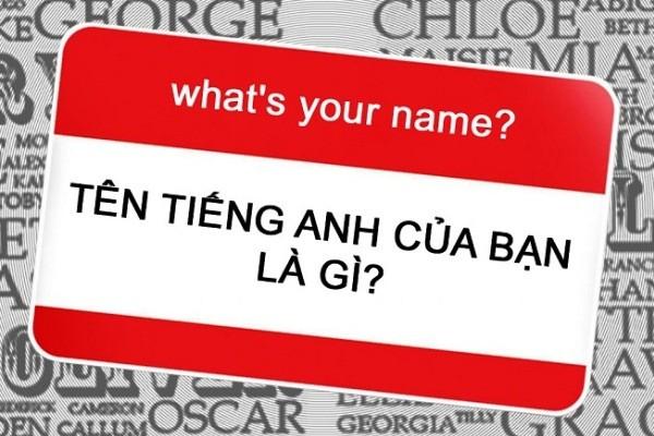 Cách đặt tên tiếng Anh theo ngày tháng năm sinh cực chuẩn có thể bạn chưa biết