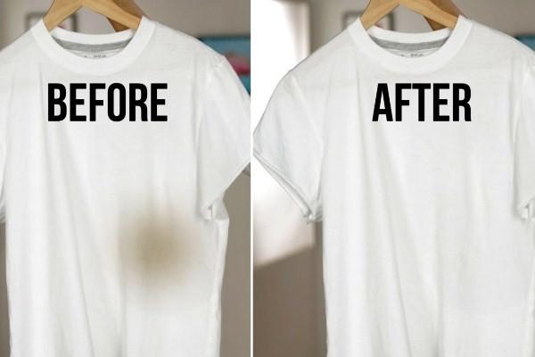 10 cách tẩy vết dầu mỡ trên quần áo hiệu quả, không bạc màu mà vẫn sạch như mới