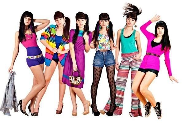 12 màu sắc trang phục tiết lộ tính cách bạn gái - Bạn là người có tính cách như thế nào?