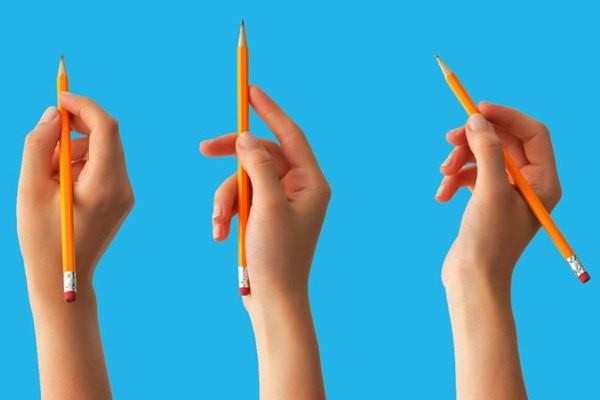 Thói quen cầm bút viết tiết lộ gì về tính cách của bạn?