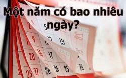 Một năm có bao nhiêu tuần? Lý do mọi người cần phải biết thời gian trong năm