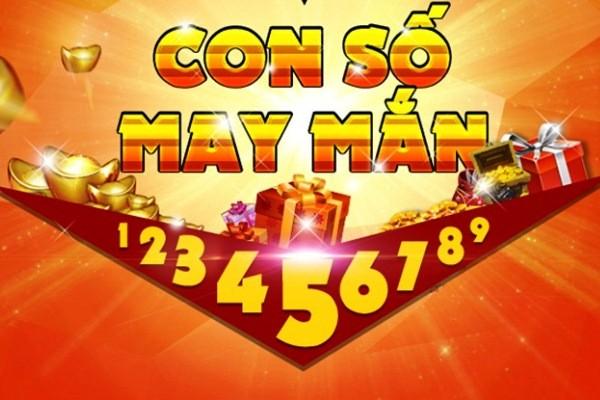 Con số may mắn hôm nay - Con số may mắn ngày 23/7/2021