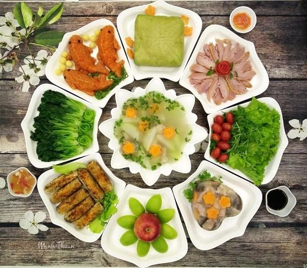 Món ăn ngày Rằm tháng Giêng năm Tân Sửu - 12 con giáp càng ăn càng đỏ