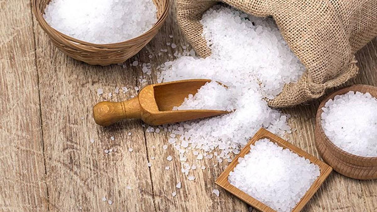 Bài học về sự thích nghi với cuộc sống từ hạt muối không chịu hòa tan