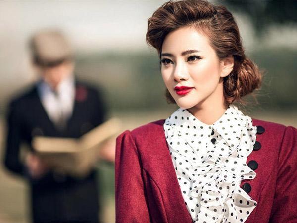 Một người phụ nữ có khí chất, tự khắc có nét quyến rũ của riêng mình
