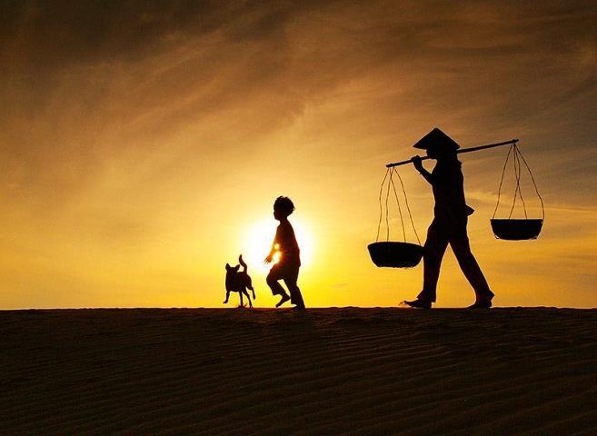 Trẻ không vất vả, già càng gian nan: Nỗ lực không khổ, nhàn rỗi mới khổ
