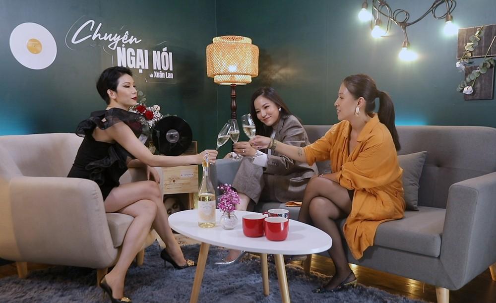 Xuân Lan, Mây Phạm, Lý Phương Châu lên tiếng về kẻ thứ 3