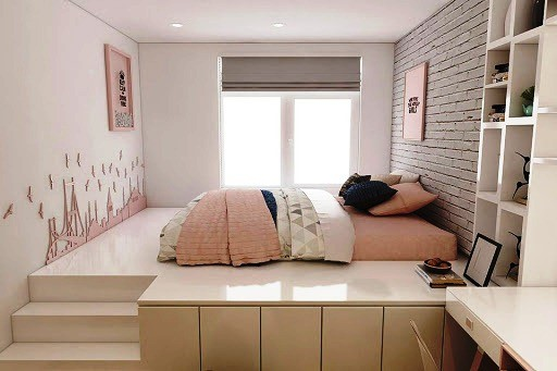 Phong thủy phòng ngủ - Điểm danh những loại phòng ngủ dễ khiến vợ chồng li hôn