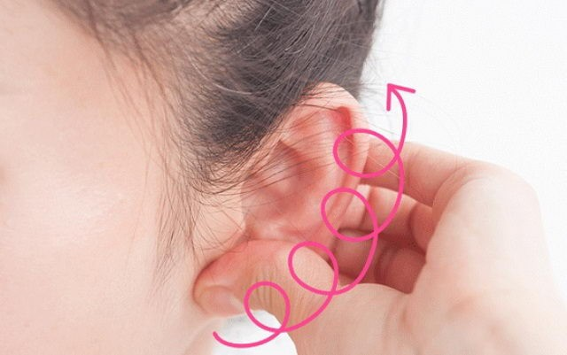 Xoa tai 10 phút tác dụng thần kỳ: máu lưu thông, sạch nội tạng, mắt sáng