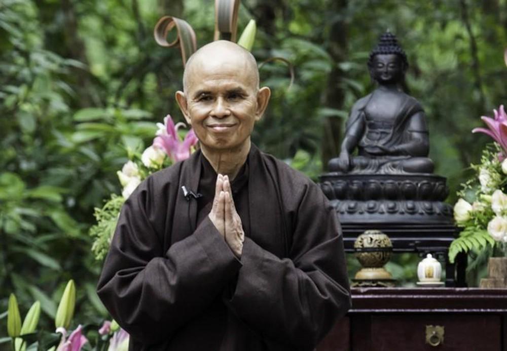 Thiền sư Thích Nhất Hạnh khuyên về sức khỏe: Chế độ ăn uống là điều tối quan trọng