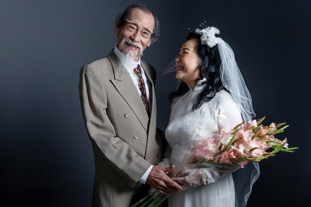 Hôn nhân 60 năm vẫn ngọt ngào