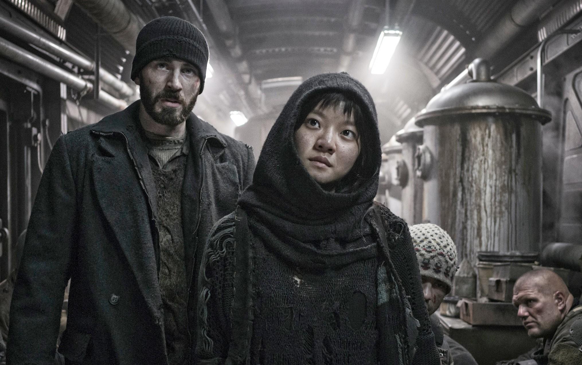 Snowpiercer Chuyến tàu đẫm máu cuộc chiến sinh tồn phiên bản truyền hình