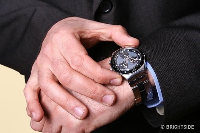 Nguyên tắc số 2: luôn đúng giờ hẹn