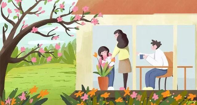 Hạnh phúc của đời người chỉ đơn giản: Có nhà để về, có người để đợi, có cơm để ăn