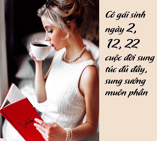 Con gái ai có số giàu sang phú quý chỉ cần nhìn số cuối ngày sinh
