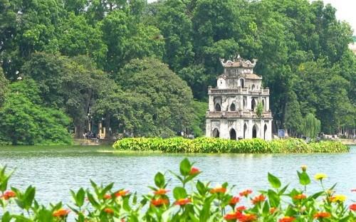 Hồ Gươm Tháp Rùa – biểu tượng văn hóa của Hà Nội