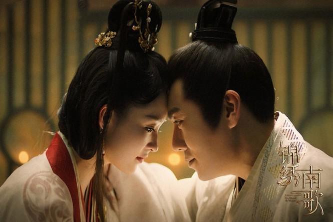 Lý Thấm và Tần Hạo trong ''Cẩm Tú Nam Ca''