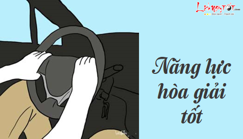 Phong cách cầm vô lăng xe hơi hé lộ bí mật thầm kín của bạn