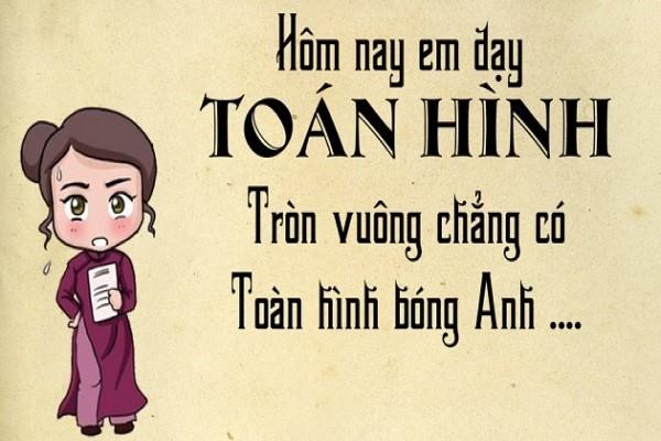 Khi dân Toán -Lý-Hóa tỏ tình: Bài thơ hay về tình yêu bằng ngôn ngữ toán học