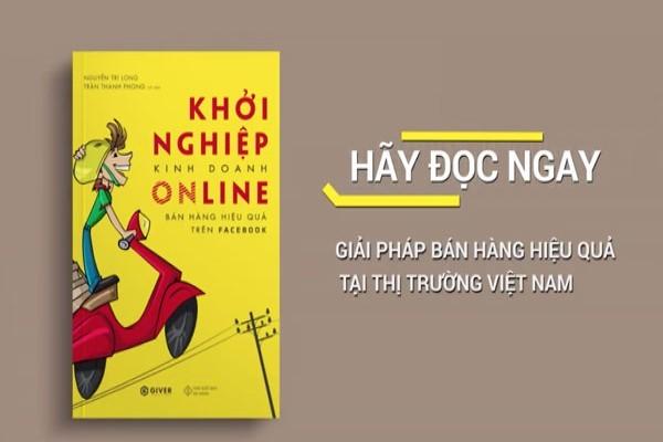 Review sách Khởi Nghiệp Kinh Doanh Online: Bí kíp kinh doanh trực tuyến thời 4.0