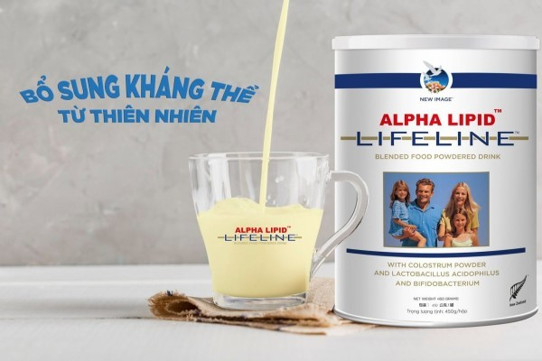 Sữa Non Alpha Lipid có thật sự tốt? Vì sao sữa Alpha Lipid giá lại cao?