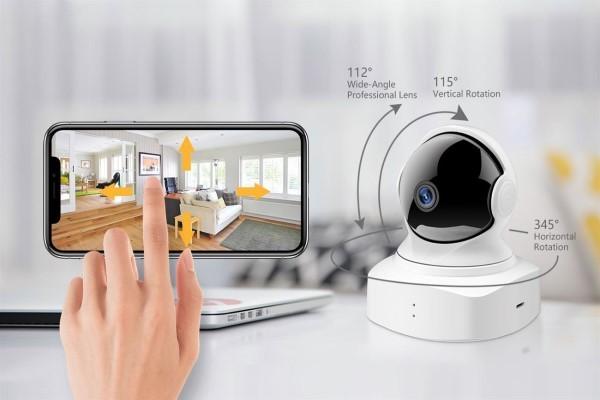 Camera IP là gì? Ưu, nhược điểm và phân loại camera IP