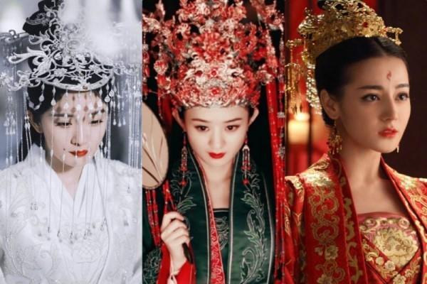Top  15 mỹ nhân đep nhất phim cổ trang Trung Quốc- Bạn là fan của ai?
