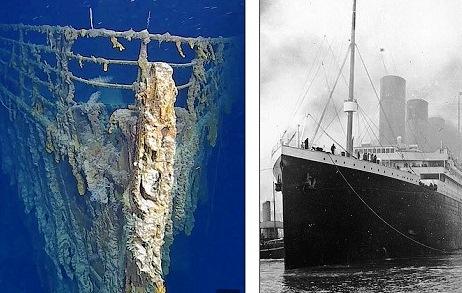 Tại sao tàu Titanic bị chìm từ năm 1912 cho đến nay vẫn chưa được trục vớt?