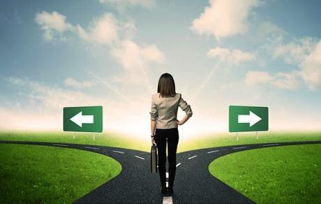 Tâm lý học: lựa chọn quan trọng hơn nỗ lực, người làm được việc lớn đều giỏi đưa ra lựa chọn