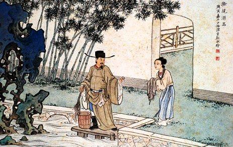 Bí quyết đối nhân xử thế khôn ngoan thời cổ đại: Nam không ba phải, nữ không bước dài