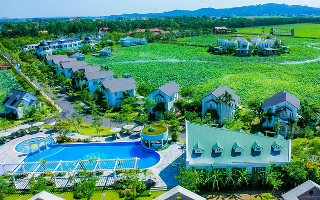 Review vườn vua resort - vườn vua resort có gì?
