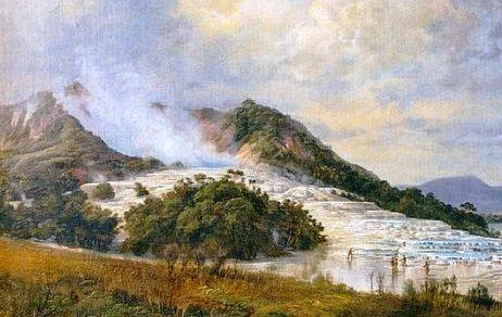 """Vẻ đẹp của """"kỳ quan thế giới thứ 8"""" từng bị núi lửa chôn vùi"""