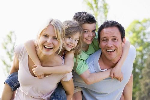 """Để con bạn trở thành đứa trẻ """" hạnh phúc''"""