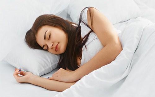 Những sai lầm khi ngủ gây hại cho sức khỏe